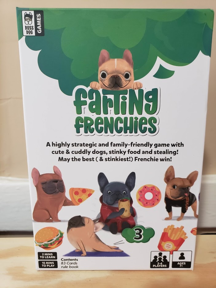 Review: Farting Frenchies